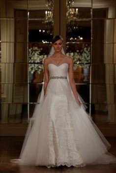 L5102 Legends by Romona Keveza Wedding Dresses via @Dress for the Wedding