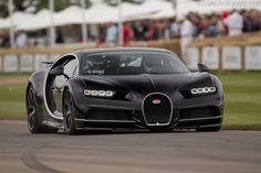 Bugatti Chiron (2016 Goodwood Festival of Speed) High Resolution Image
