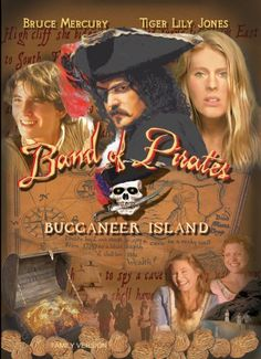 Band of Pirates: Buccaneer Island Pirate Songs, Island Movies, Amazon Instant Video, Along The Way, Pirates, Shit Happens, Mermaids, Action, Movies