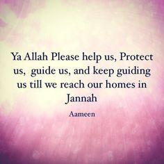 Allahumma #Ameen