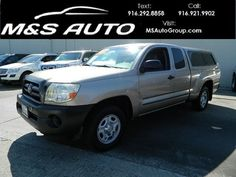 #HellaBargain 2008 Toyota Tacoma Pickup 4D 6 ft - Sacramento's favorite car dealer since 1995! We can help with financing through Banks and Credit Unions - call for info 916-921-9902 or visit our website at www.MSAutoGroup.com. - SKU: 5TETX22N98Z473677 - Price: $17,995.00. Buy now at https://www.hellabargain.com/2008-toyota-tacoma-pickup-4d-6-ft.html
