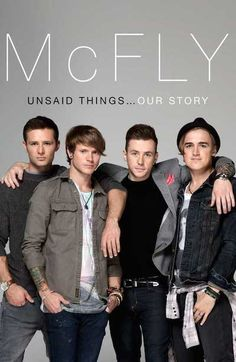 This autobiography tells the tell of McFly. Written in an interview style, Tom Fletcher, Danny Jones, Harry Judd and Dougie Poynter start in their childhood's and proceed chronologically thro…