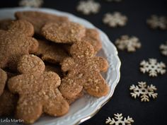 Christine Ferber& cinnamon shortbread - I& going to cook you - patisserie Easy Christmas Cookie Recipes, Best Christmas Cookies, Christine Ferber, Gingerbread Man Cookies, Cinnamon Cookies, No Cook Desserts, Gluten Free Cookies, French Food, Chocolate Chip Cookies