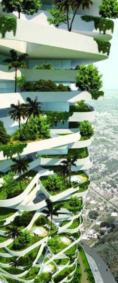Breathtaking: Oxygen Eco Tower - Eluxe Magazine