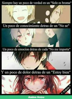 Read Un poco de . from the story Imagenes y frases tristes by with 293 reads. Sad Anime, Otaku Anime, Anime Love, Kawaii Anime, Frases Bts, Memes In Real Life, Relationship Memes, Sad Love, Some Quotes