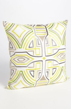 Trina Turk Embroidered Pillow | Nordstrom
