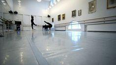 Pirouette Combination (Waltz) / Music for Ballet & Contemporary Classes CD / Søren Bebe (piano) / Allan Nielsen (Class) / Robin Bernadet (Dancer)