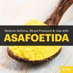 Asafoetida - Dr. Axe http://www.draxe.com #health #holistic #natural