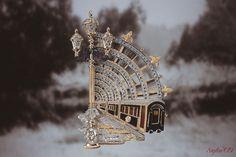 """Как пленить Париж? Исключительная коллекция украшений Нобуко Исикава в отеле """"Le Meurice"""". Нобуко Исикава родилась и провела всю жизнь в Японии, этот факт сильно отражается в её ювелирн…"""