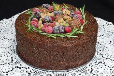 Tort cu mousse de ciocolata si zmeura - CAIETUL CU RETETE Menu, Cake, Desserts, Food, Menu Board Design, Tailgate Desserts, Deserts, Kuchen, Essen