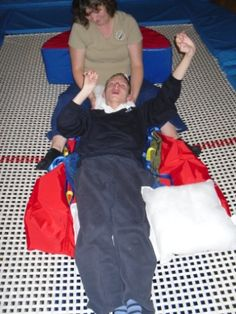 Arbour Vale School - Rebound Therapy
