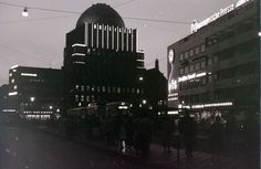 https://flic.kr/p/5DG8SK | Anzeigerhochhaus, Hanover, West Germany, 7 September 1959