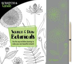 Want to win Scratch & Draw Botanicals Book? I just entered to win and you can too. http://gvwy.io/ljqidtu