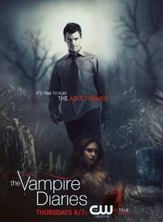 My Blueberry Nights: The Vampire Diaries: Fan Made Posters