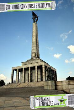 Exploring Communist Bratislava - The Roaming Renegades