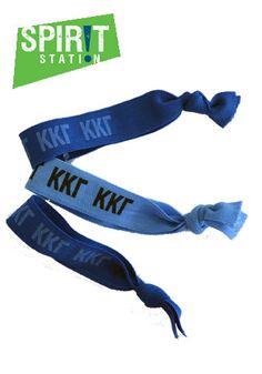 Kappa Kappa Gamma Hair Ties