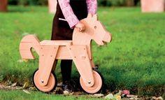 Fabriquer un cheval de bois pour enfant 0$ M