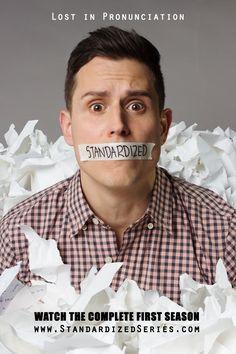 Un aspirante attore vuole liberarsi del suo accento. #Standardized #RWF