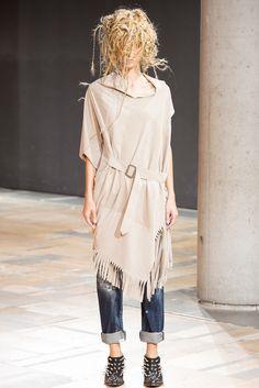 Junya Watanabe Spring 2014 Ready-to-Wear Fashion Show