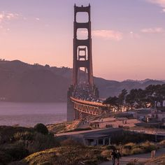 Golden Gate Bridge by Oplattner #sanfrancisco #sf #bayarea #alwayssf #goldengatebridge #goldengate #alcatraz #california