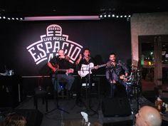 Andrés Tenorio, Alex Can y Víctor Valerio