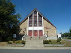 Laval (église Saint-Norbert), Québec, Canada (45.541507, -73.729762)