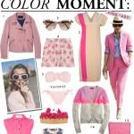 COLOR MOMENT: PINK LADY