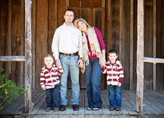 what to wear at a family photography