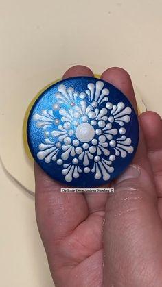 #blue  #mandalastones #paintedrocks #rockpainting #dotmandala #zendala #zenart #sacredgeometry #ihavethisthingwithcolor #colorhunters #colorlove #colorcrush #bohodecor #точечнаяроспись #paintedstones #calledtobecreative #artlovers #artistoninstagram #mandala #mandalas #mandalaart #mandalaartist #dotartist #beautifulmandalas #mandalamaze #heymandalas #artshub #artistic_nation #jewlery #handmadependant #pendant #viralvideo #satisfying #calming #arttutorial