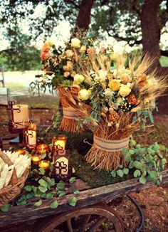 10 Fall Wedding Ideas! | A Southern Tradition #Christmas #thanksgiving #Holiday #quote