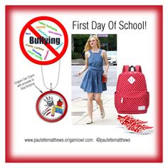 """""""First Day of School"""" by paulette-matthews on Polyvore"""