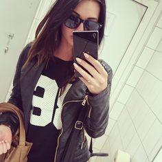 ✌ #polishgirl #all #black #36 🏁🙊