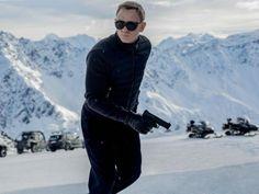 """""""Spectre"""": Der neue James Bond spielt in den Alpen."""