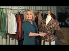 Choosing #Clothes That Make You Look #Thinner (Women Wardrobe Tips)