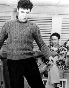 Scotty Moore, Elvis' guitarist, exclusive EIN interview - Elvis Information Network