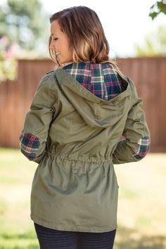 Fall Fashion, Fall Jacket, Cargo Jacket, Elbow Patch Jacket- Campfire Cutie Cargo Jacket by Jane Divine Boutique www.janedivine.com