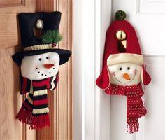 Manualidades de Navidad: Adornos para Colgar
