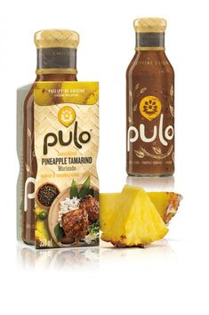 Pulo cooking sauces and marinades inspired by the diverse cuisines of the Philippines.