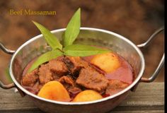 Beef Massaman Curry is heavenly, nice and tasty and very creamy too. ThisBeef Massaman Curry is not spicy at all, I am sorry […]