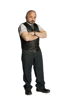 Lost Girl - Rick Howland as Trick