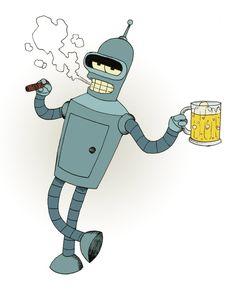 Bender do his thang