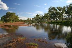 Nullagine River - Nullagine