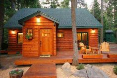 Small dream house