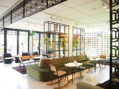 1000+ images about Diseño de interiores y muebles para restaurantes on Pinter...