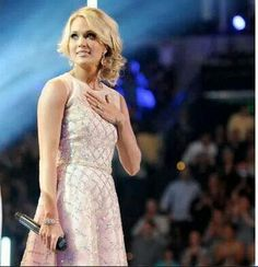 Carrie Underwood love this dress!