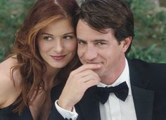 The Wedding Date  -  Dermot Mulroney and Debra Messing ...the overbearing mother, step-sister relationship....and again..a hot Dermot!