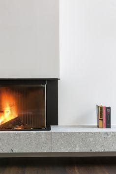 Realizzazione Bosmanshaarden - Fire + places.