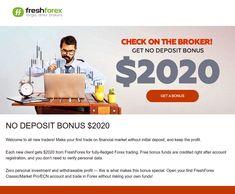 Latest No Deposit Bonus Forex