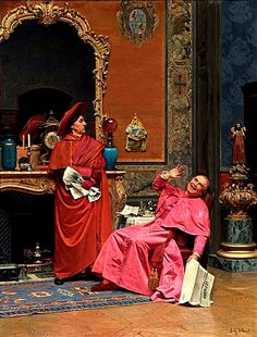 Jehan Georges Vibert (1840-1902) — (615x808)