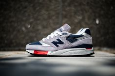 New Balance Made in USA M998GNR